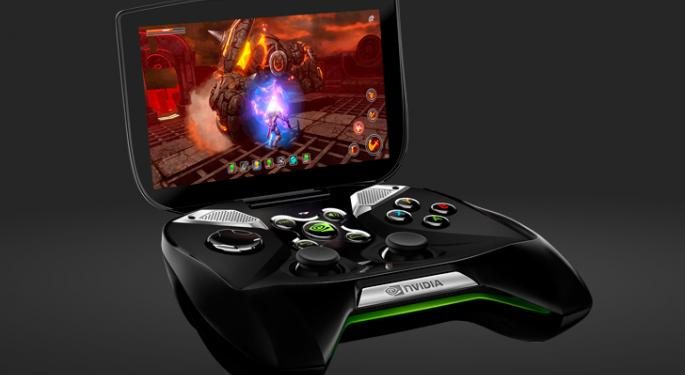 Why is NVIDIA Building a Portable Game Machine?