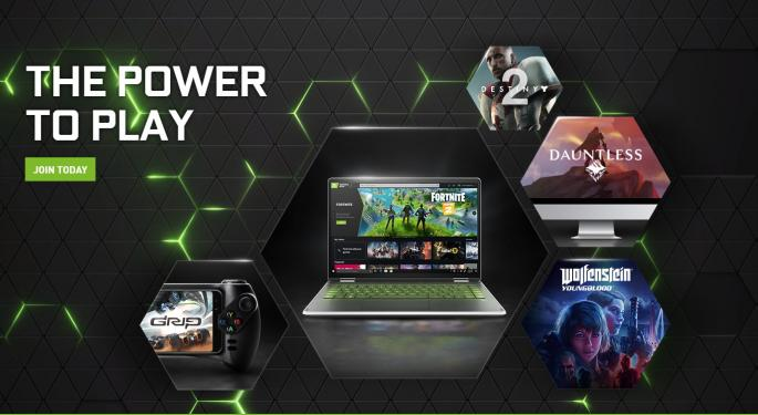 Nvidia GeForce Now Game Streaming Is Now Available