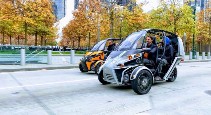 EXCLUSIVE: Arcimoto CEO Mark Frohnmayer Talks Reimagining Transportation For Everyday Needs