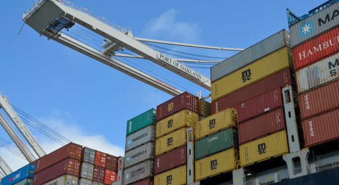 Port Of Oakland Volume Uptick Pleasant Surprise
