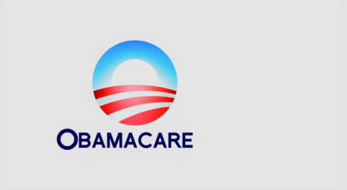 Companies That Have The Most To Lose If Obamacare Is Repealed