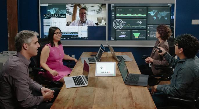 Technology Platform Transforms Video Conferencing with Multi-Share Collaboration