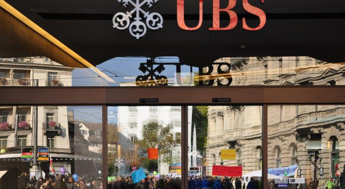 UBS CEO On The Advantages Of Defining Strategy Early, Not Annualizing Quarter Results