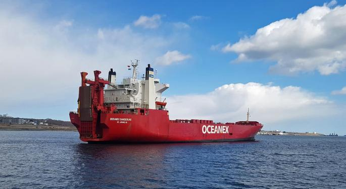 Oceanex Fears Shortages In Newfoundland With Suspended Sailing