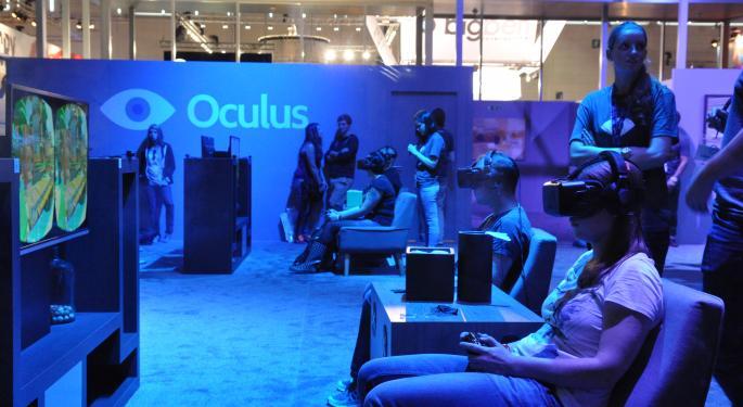 Oculus Pre-Orders Start This Week