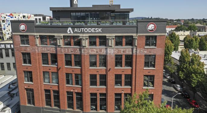 Autodesk Analyst Positive On Momentum, Strategy, Positioning