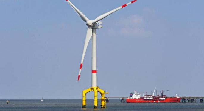 Biden Admin Approves First Commercial Offshore Wind Power Installation