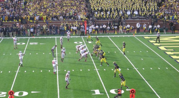 For The First Time Since 1917, Michigan And Ohio State Won't Play Rival Football Game