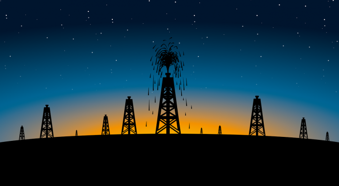 Why Occidental Petroleum's Stock Is Trading Higher Today