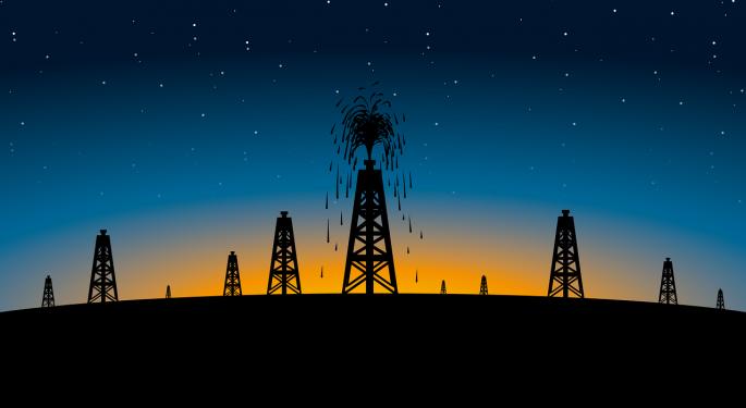 Jeff Kilburg's Crude Oil Trade