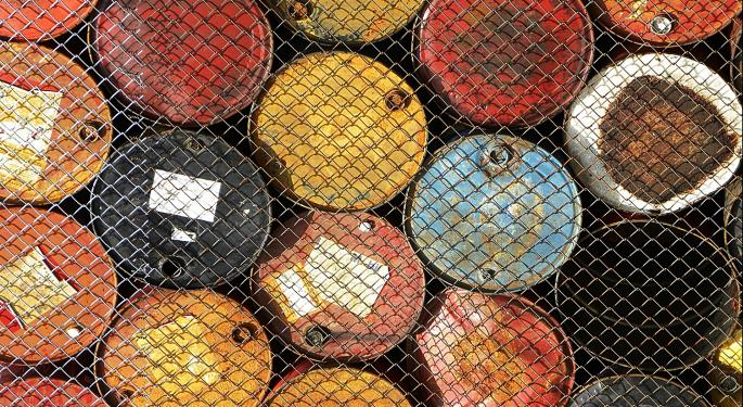 Scott Nations' Crude Oil Trade