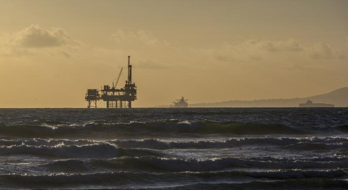 A Unique Way To Play Strength In Offshore Energy Sectors