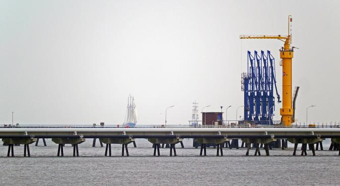 Monday's Market Minute: Oil Back On Familiar Ground