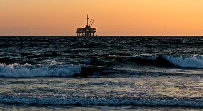 Crude Awakening: Energy Sector Takes A 20% Spill As Crude Price War Sends Oil To 4-Year Low