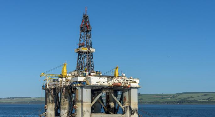 Why Kosmos Energy's Stock Is Moving Today