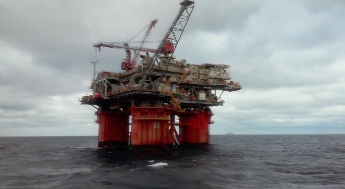 Transocean Option Trader Bets $1.3M On Near-Term Downside