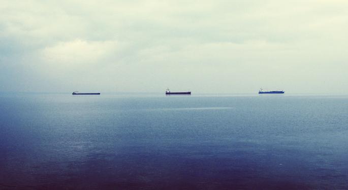 Asia's Oil Buying Spree