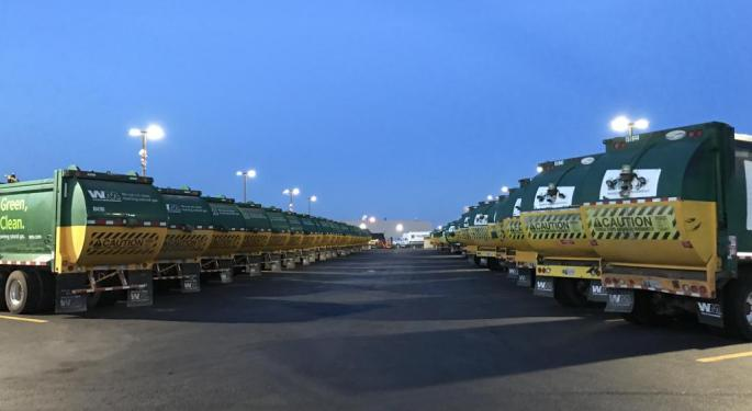 Waste Management Buys Advanced Disposal For $3B