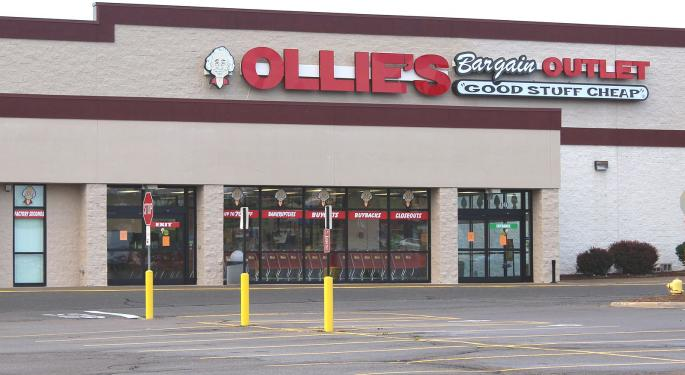 Analysts Defend Ollie's Bargain After Disappointing Earnings, Guidance Cut