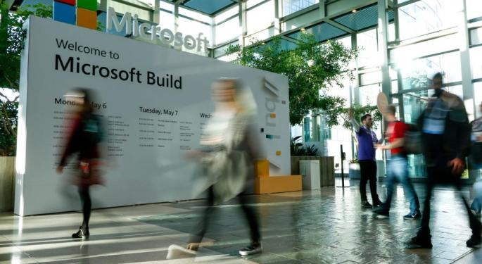 Microsoft In The Clouds With Q1 Earnings Report On Continued Strong Azure Performance