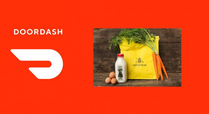 Online Grocery Startup Farmstead Cuts Delivery Deal With DoorDash