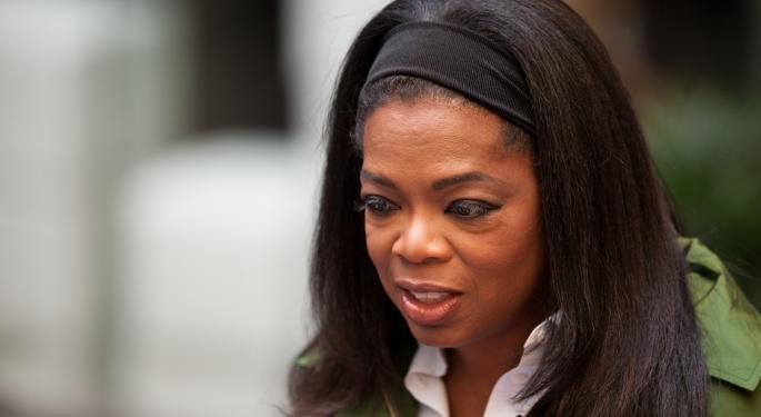 Investors Shouldn't Bet Against Oprah