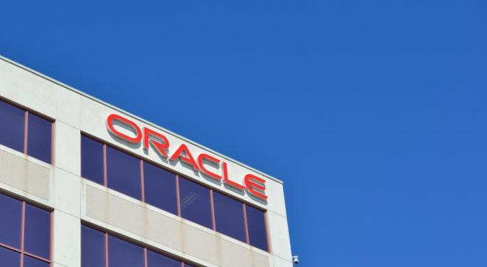 Here's How Much Investing $1,000 In Oracle Stock In 2010 Would Be Worth Today