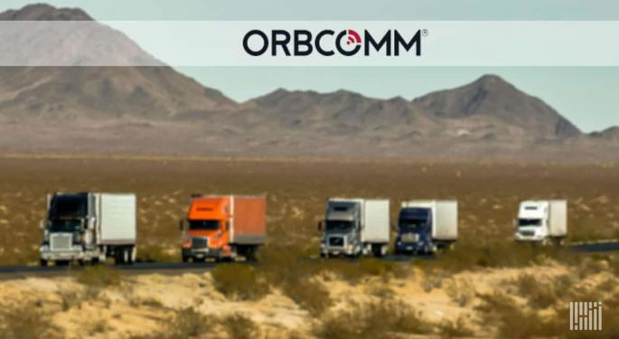 Orbcomm Reports First Quarter Loss, Tops Revenue Estimates