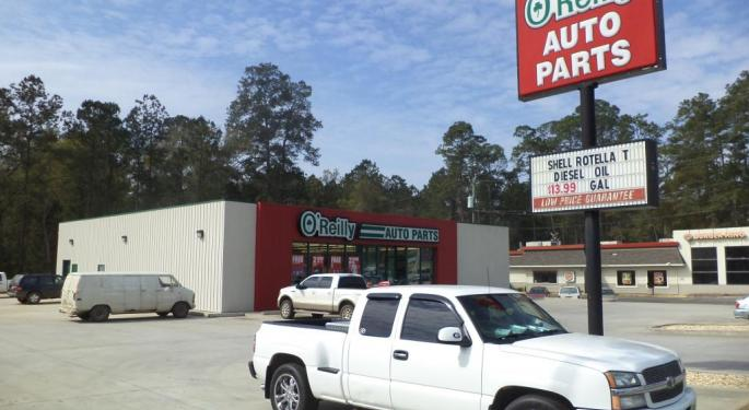 Shifting Gears On Auto Parts Stores: AutoZone, Advance Auto And O'Reilly's Downgraded
