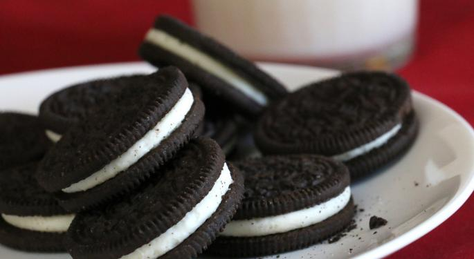 Mondelez CEO Says Consumers Are Clearly Snacking More