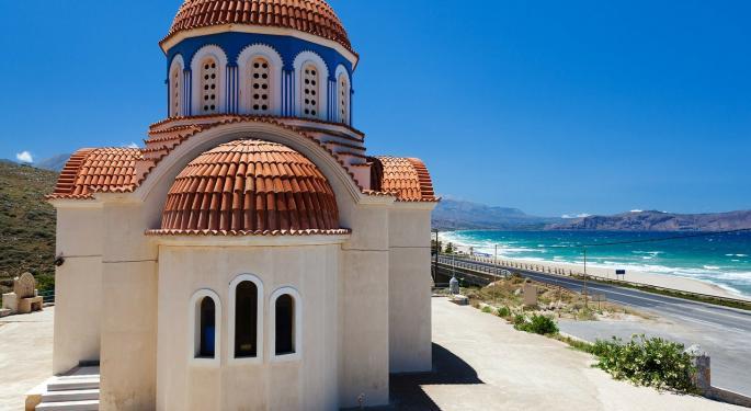 Greece ETF Needs A Shot Of Confidence