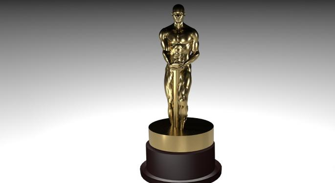 Oscar Ratings Sink To Lowest Level In A Decade