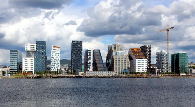 Norway's Sovereign Wealth Fund Will Have To Liquidate Assets: Report