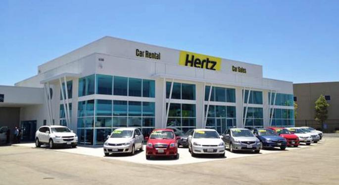 Hertz Pulls In financing Needed To Reorganize