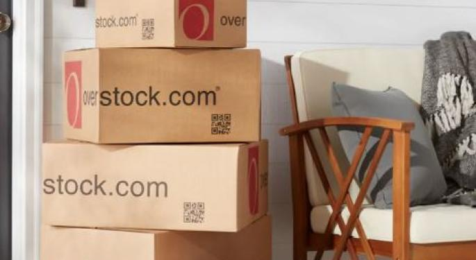 Overstock CEO Says Company's Retail Business Has Multiple Suitors