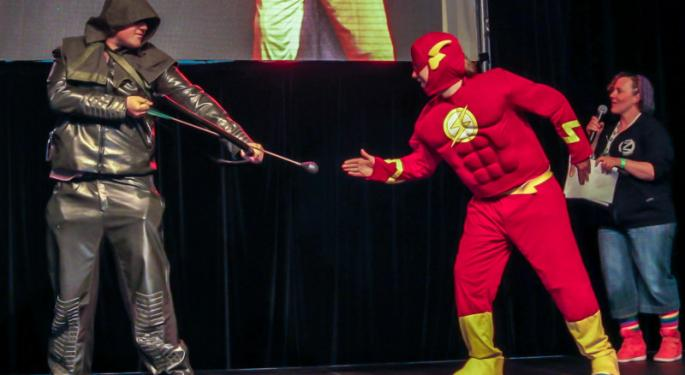 CBS, CW Combine Forces To Help Bolster Network's Superhero Series