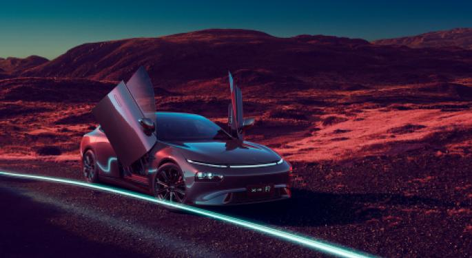 EV Stock Slide: Why Nio, Xpeng, Li Auto Shares Are Lower Tuesday