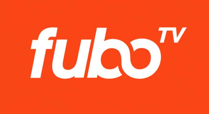 PreMarket Prep Stock Of The Day: FuboTV