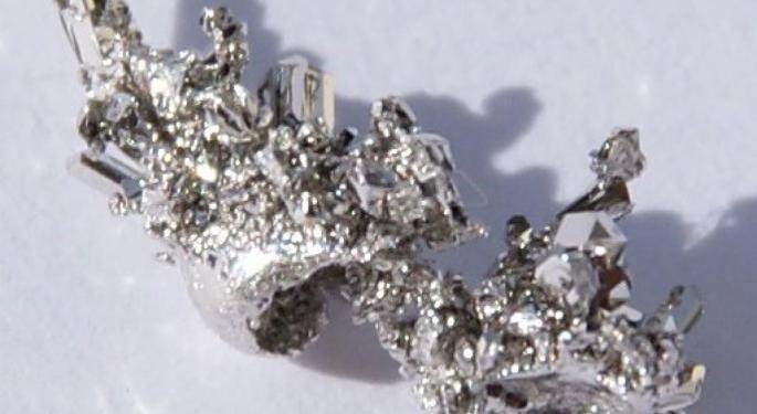 Palladium ETF Continues Pushing Past Precious Metals Rivals