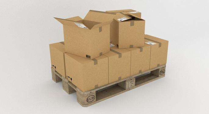 Can Target Displace Its Parcel Providers?