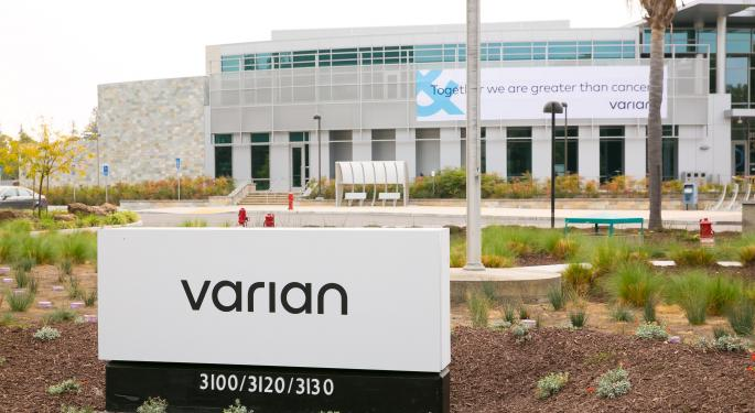 Germany's Siemens Healthineers To Acquire Varian Medical In $16.4B All-Cash Deal