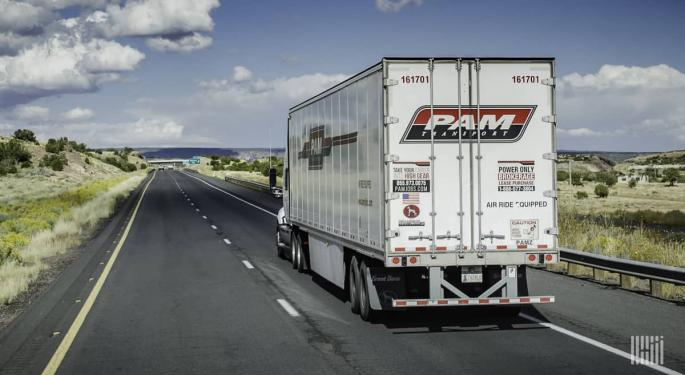 P.A.M. Transportation Lays off 75 Employees, Mostly Nondrivers