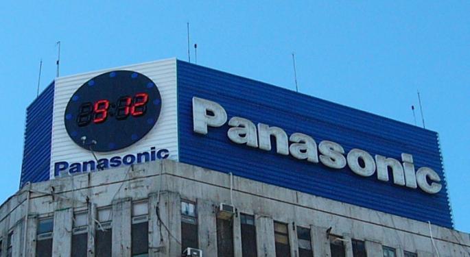 Panasonic cambia al CEO Kazuhiro Tsuga