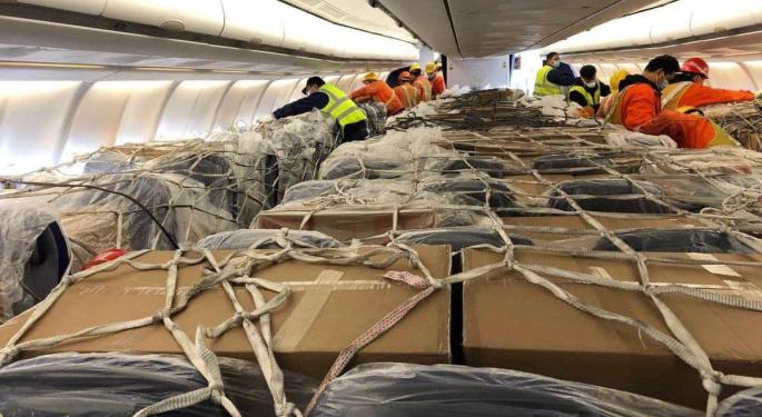 Passenger Airlines Morph Into Cargo Carriers