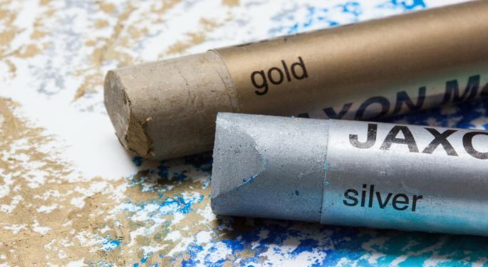 Long Silver, Short Gold ETFs? Maybe