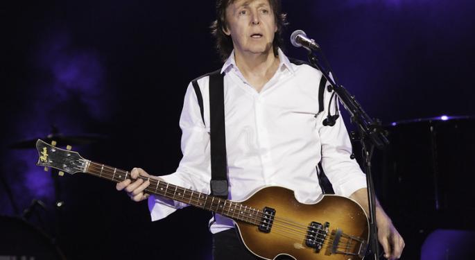 Paul McCartney Joins UK Musicians Seeking Updated Law On Streaming Royalties
