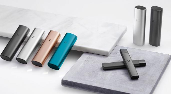 Vape Maker PAX Labs Partners With Aphria, Aurora, Organigram And Supreme Cannabis