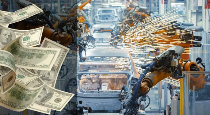 Paycheck Protection Program Loans In Manufacturing