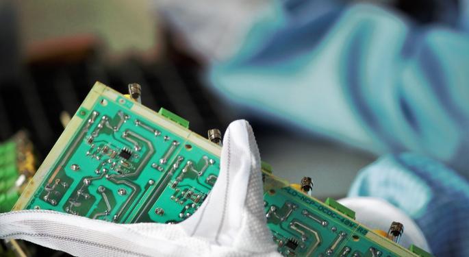 Foxconn busca participación en un fabricante de chips de Malasia