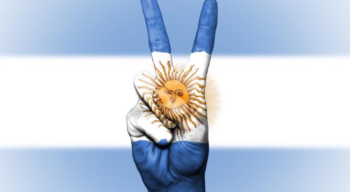 A Big Week For Argentina ETFs